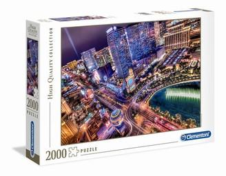 Clementoni Puzzle Las Vegas 2000 Pcs