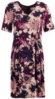 InWear MONTANA Summer dress autumn flowers winetasting