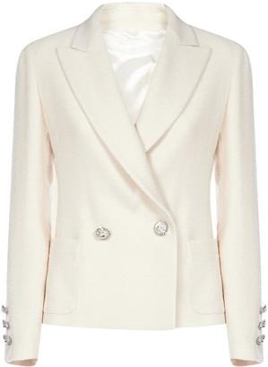 Alessandra Rich Double-Breasted Blazer