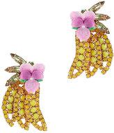 Elizabeth Cole Gone Bananas Earrings