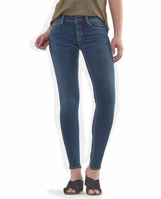 Le Temps Des Cerises Women's Jfpulp00w5043 Mens Slim fit Jeans