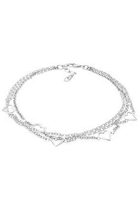 Elli 0209741611_18 18.0 Centimeters Silver Bracelet