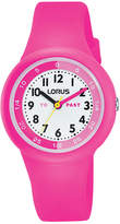 Lorus RRX99EX-9 Youth 100M Pink Time-Teacher Watch