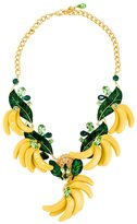 Dolce & Gabbana banana necklace