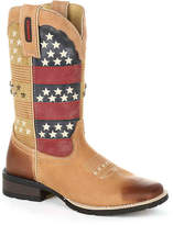 Durango Pull-On Mustang Cowboy Boot - Women's