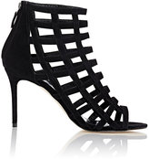Barneys New York WOMEN'S CAGED SANDALS