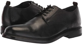 Frye Murray Oxford (Black Washed Dip-Dye Leather) Men's Shoes