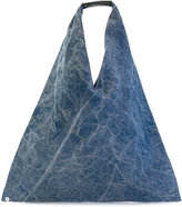 MM6 MAISON MARGIELA triangle tote - women - Cotton/Polyester - One Size