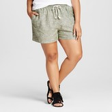 Mossimo Women's Linen Short