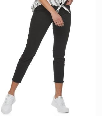 JLO by Jennifer Lopez Women's Curvy High Rise Crop Jean