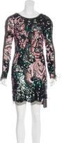 Roberto Cavalli 2016 Sequin Dress w/ Tags