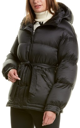 Perfect Moment Quilted Down Coat