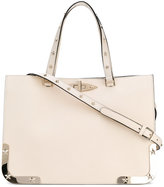 RED Valentino star studded tote