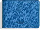 Shinola Men's Slim Latigo Bifold Leather 2.0 Wallet