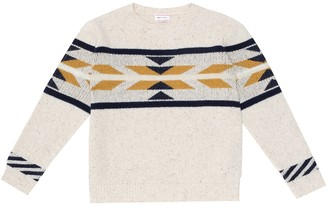 Morley Milton merino wool sweater