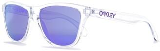 Oakley Frogskins XS Polarized Square Sunglasses (Kids)