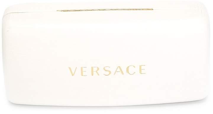 Versace Fluo Pilot sunglasses