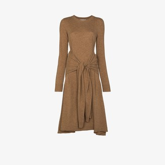 J.W.Anderson Knotted Merino Sweater Dress