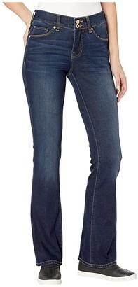 Jag Jeans Gloria Flare Jeans (Baltic Blue) Women's Jeans