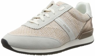 HUGO BOSS Adrienne-kn Womens Low-Top Sneakers