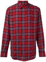 DSQUARED2 casual tartan shirt