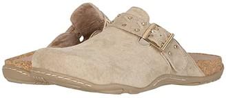 Earth Cayman (Light Grey Pig Nubuck) Women's Shoes