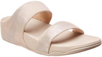 FitFlop Lulu Suede Slide Sandal