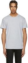 Naked & Famous Denim Grey Ring-Spun T-Shirt
