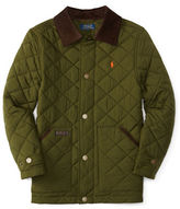 Ralph Lauren Boys 8-20 Diamond-Quilted Jacket