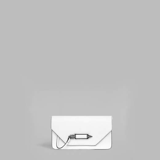 Mackage ZOEY-C dual leather mini crossbody bag