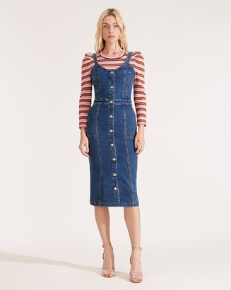 Veronica Beard Leone Denim Dress