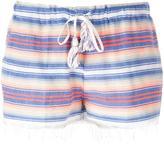 Lemlem Elsi shorts - women - Cotton/Acrylic - XS