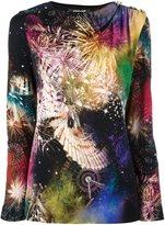 Roberto Cavalli 'Stardust' blouse