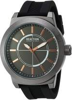 Kenneth Cole Reaction Men's 10030944 Sport Analog Display Japanese Quartz Black Watch