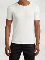 John Varvatos Ribbed Crewneck