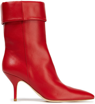 Magda Butrym Madrid Leather Ankle Boots