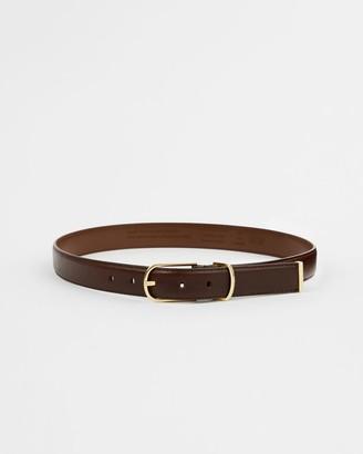 Ted Baker Branded Detail Belt