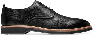 Cole Haan Morris Plain-Toe Leather Oxfords