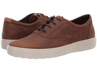 Ecco Soft 7 CVO Sneaker (Cocoa Brown) Men's Shoes