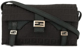 Zucca pattern hand tote bag