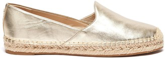 Sam Edelman Kesia' leather espadrille flats