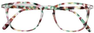 IZIPIZI Reading Glasses Collection E Green Tort +2.5