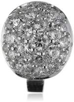 Viventy Pendant Round Rhodium-Plated 925 Sterling Silver with 20 Zirconia-One, 766462