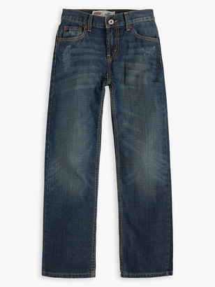 Levi's 514 Straight Fit Big Boys Jeans 8-20
