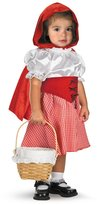 Disguise Infant Little Red Riding Hood Costume (Sz: 12-18M)