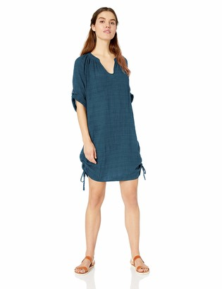 Seafolly Women's Textured Gauze Swimsuit Cover Up