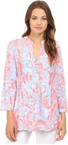 Lilly Pulitzer Sarasota Tunic Women's Blouse