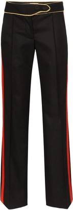 Paco Rabanne Contrast-Stripe Tailored Trousers