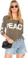 Chaser Peace Star Sweatshirt
