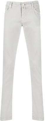 Jacob Cohen Slim-Fit Trousers